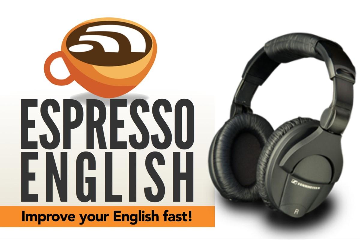 پادکست Espresso English