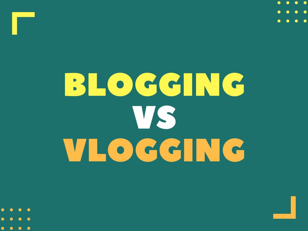 تلفیق محتوای ولاگ و بلاگ