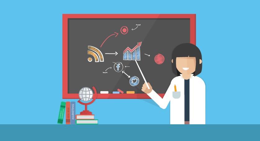 تولید محتوای آموزشی