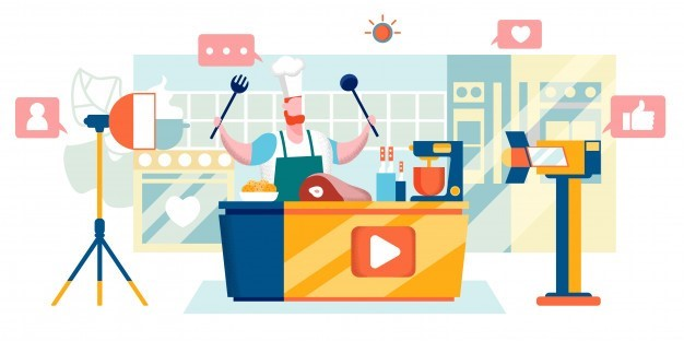 تولید محتوای ویدیویی در خانه