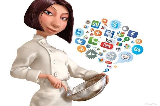 ابزار های که در شبکه های اجتماعی استفاده می شوند