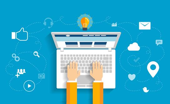 استراتژی تولید محتوا در اینترنت