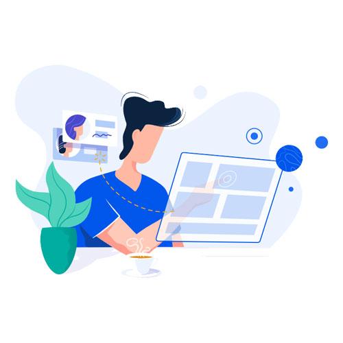 طراحی سایت خدماتی، خدمت رسانی از طریق اینترنت