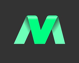 طراحی لوگو با حرف های لاتین