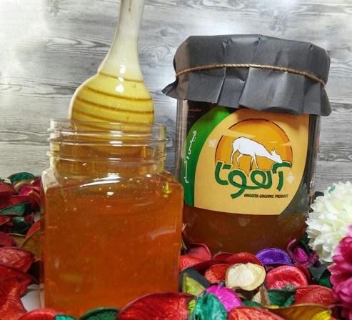 تبلیغات فروش عسل طبیعی