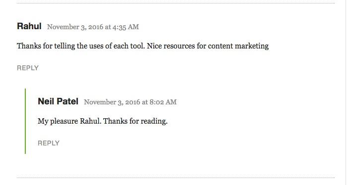 نظرات خوانندگان برای تولید محتوا بسیار مهم است