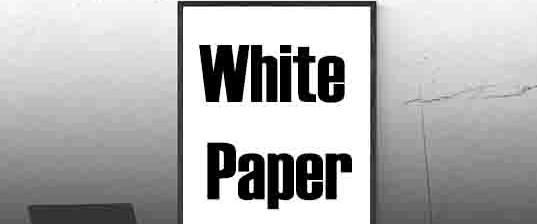 نگارش مقاله سفید