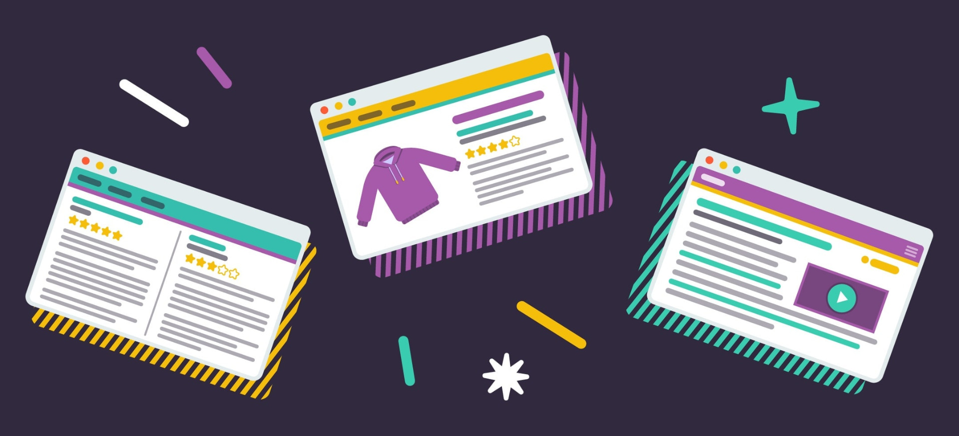 رضایت مخاطبان از خرید محصولات در سایت