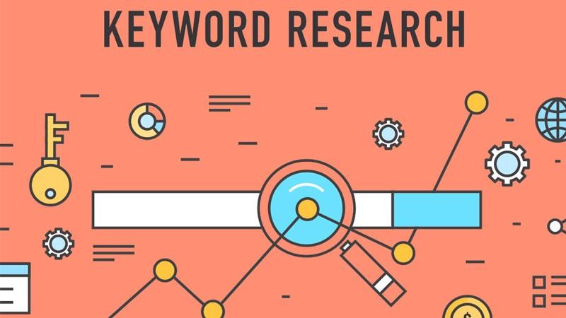 درباره کلمات کلیدی خود تحقیق کنید