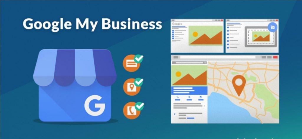 کسب و کار من در گوگل مپ