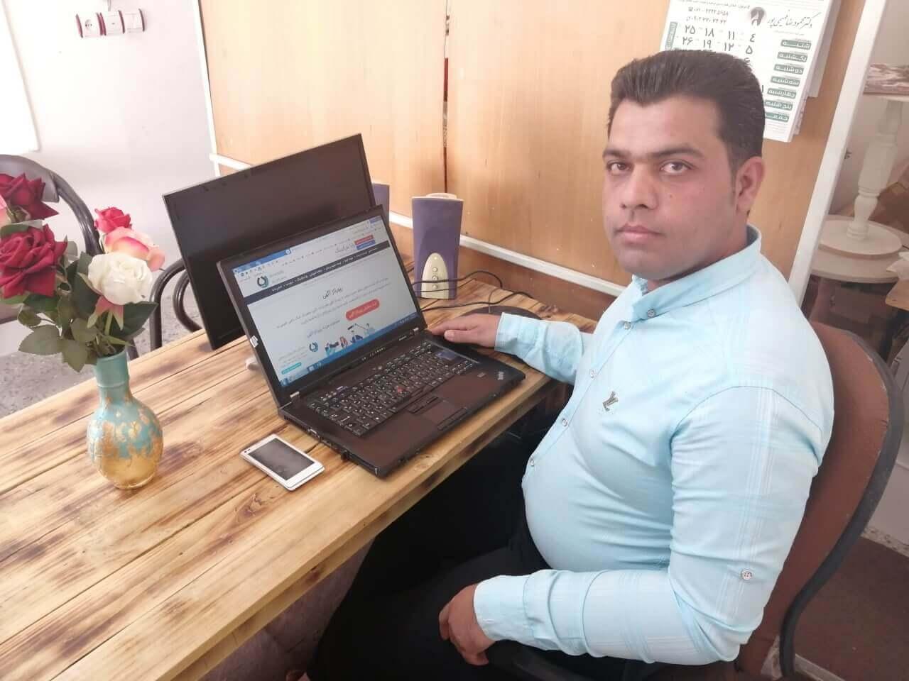 اقای علی رحمی