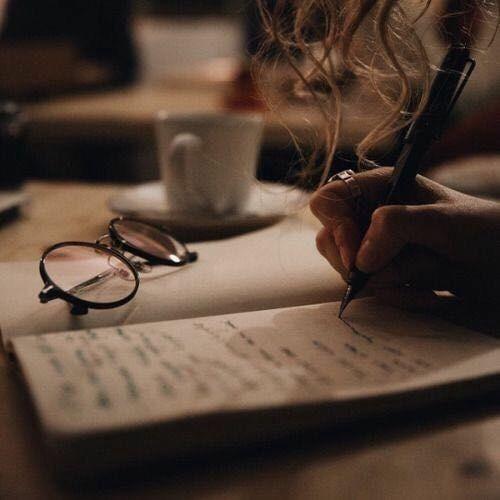 نوشتن را در هر شرایطی ادامه دهید