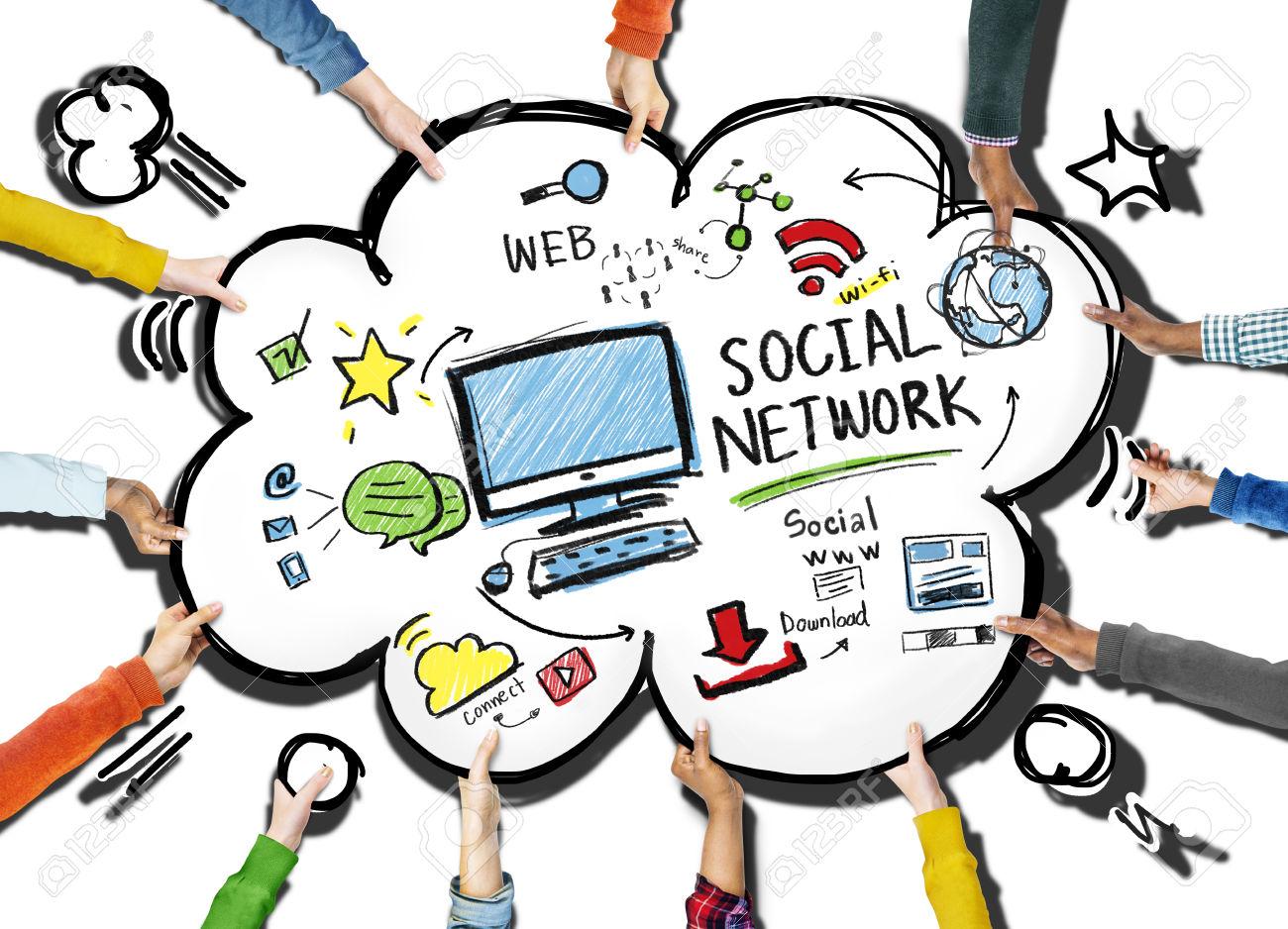 مزایای شبکه اجتماعی
