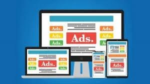 تبلیغات برای سایت