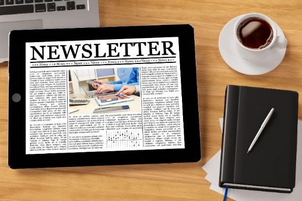 تولید محتوای خبرنامه تاثیرگذار