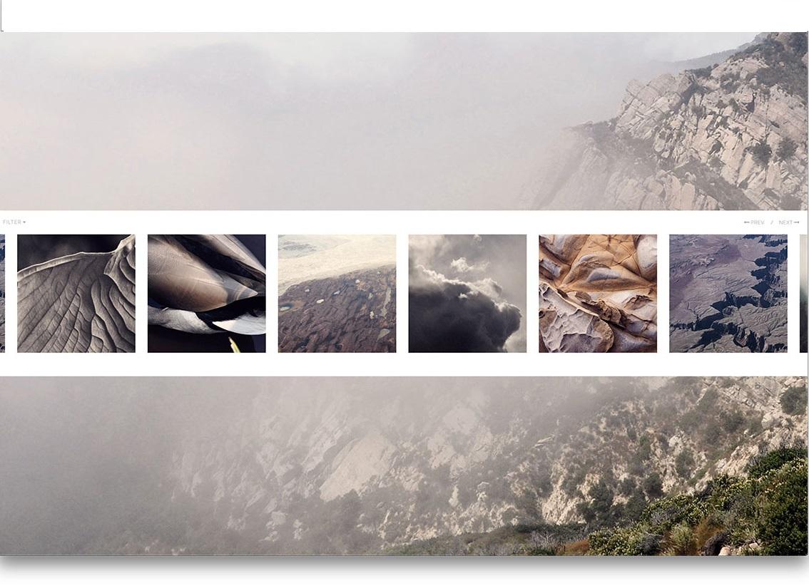 طراحی سایت گالری، تلفیقی از هنر گرافیک و تخصص طراحی سایت